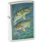 Зажигалка Zippo Guy Harvey Walleye 24304